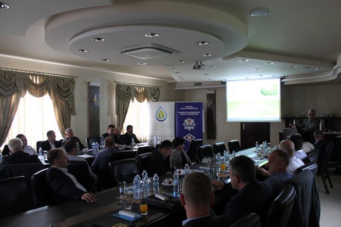 Konferencja szkoleniowa i narada służbowa pionu ruchu drogowego